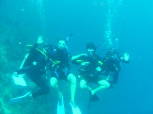 Recreational Scuba Divers