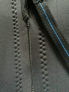 Flat Stitch Wetsuit