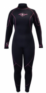 Aqua Lung AquaFlex Women 3mm Super Stretch Wetsuit