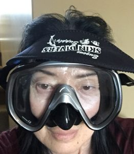 Perfect Fitted Dive Mask