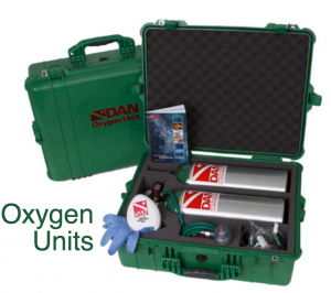 Dan Oxygen Unit For Decompression Illness