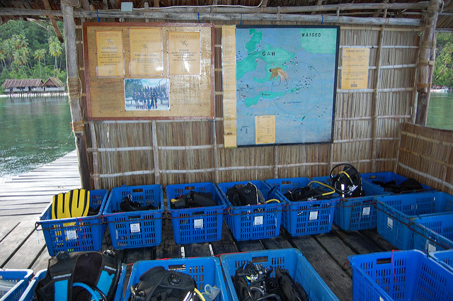 Well Organized Dive Centre