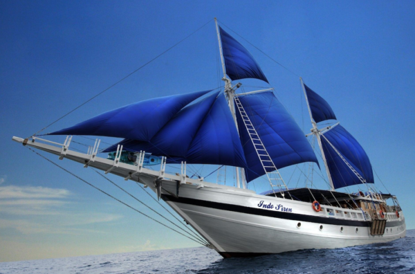 Indo Siren Liveaboard in Indonesia