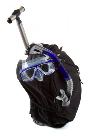 Packing Dive Gear