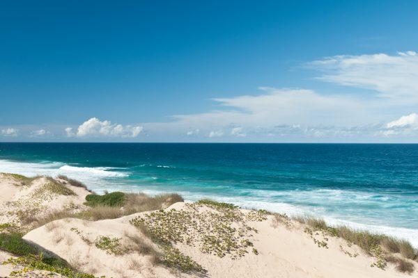 Mozambique Tofo Sand Dunes