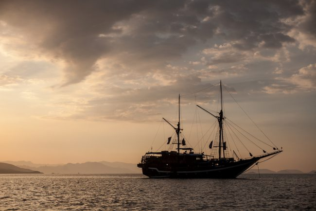 Komodo National Park Liveaboard