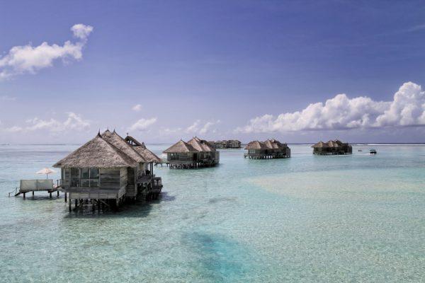 Water Villa In Gili Lankanfushi Maldives