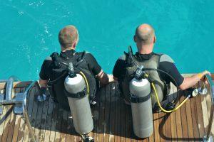 2 Dive Buddies