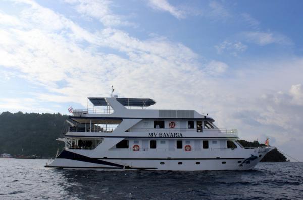MV Bavaria Liveaboard Thailand