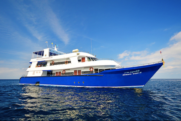 MV Manta Queen 3 Liveaboard Thailand