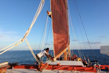 The Junk Liveaboard Sailing Vessel