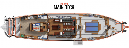 The Junk Main Deck