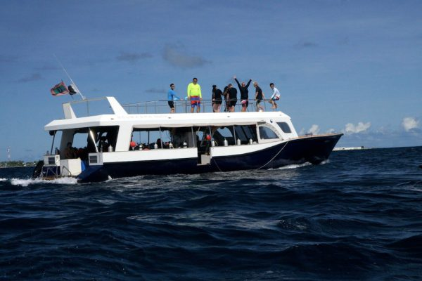 Special Dhoni Diveboat For Divers